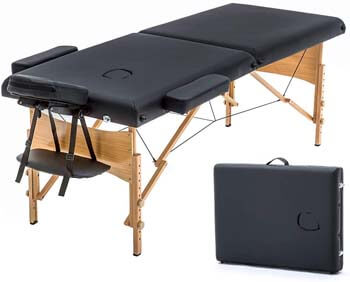 2. Massage Table Portable Massage Bed Spa Bed