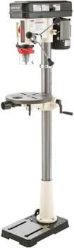 10. Shop Fox W1848 Oscillating Floor Drill Press