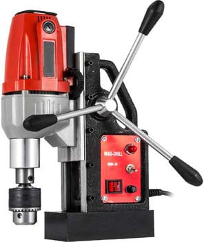 4. Mophorn 980W Magnetic Drill Press
