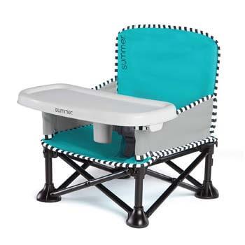 3. Summer Pop 'n Sit SE Booster Chair