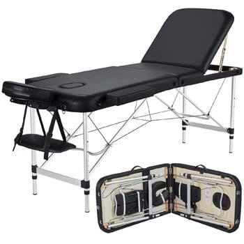 4. Yaheetech Massage Table Portable Massage Bed