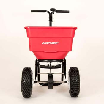 10. Earthway 2170 Commercial 100-Pound Broadcast Push Spreader