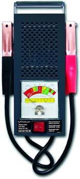 2. Schumacher BT-100 100A Battery Load Tester and Voltmeter