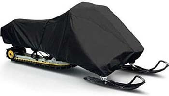 1. North East Harbor Waterproof Trailerable Snowmobile Cover Covers