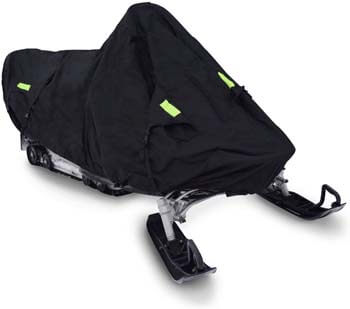 2. Budge Sportsman Snowmobile Cover, Trailerable, Fits up to 130