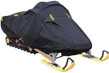 8. SBU Trailerable Snowmobile Snow Machine Sled Cover