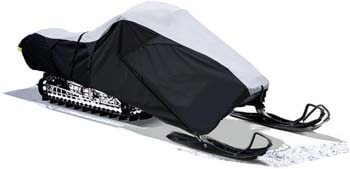 9. SnowShield Heavy Duty Trailerable Snowmobile Storage Cover Fits 131