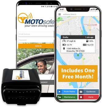 10. MOTOsafety OBD GPS Car Tracker