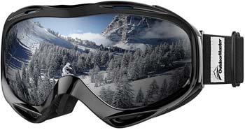 1. OutdoorMaster OTG Ski Goggles