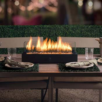 5. Bond 50857A Lara TableFire Firebowl