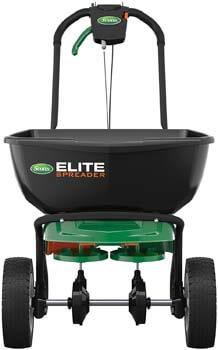 1. Scotts 75902 Spreader, Elite