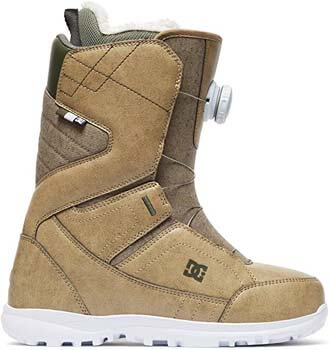 10. DC Shoes Women's Search BOA Snowboard Boots