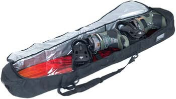 7. Element Equipment Deluxe Padded Snowboard Bag