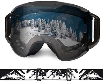 10. Extra Mile Ski Goggles