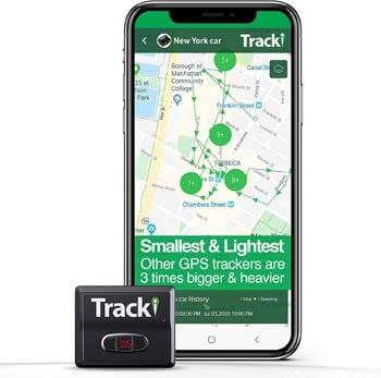 2. Tracki 2020 Model Mini Real-time GPS Tracker