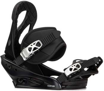 6. Burton Citizen Snowboard Bindings Women's