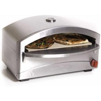 3. Camp Chef Italia Artisan Pizza Oven
