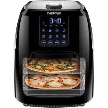 9. Chefman 6.3 Quart Digital Oven