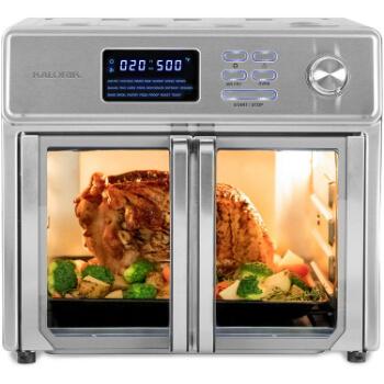 1. Kalorik 26 QT Digital Maxx Air Fryer Oven