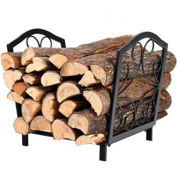 4. Phi Villa Firewood Rack